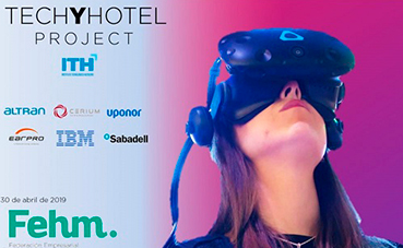 ITH presenta techyhotel project: la transformación digital en los hoteles