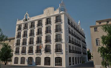 El Hotel Maravilla Palace abrirá sus puertas en Estepona en 2020