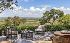 Meliá Serengeti Lodge, reconocido en los Condé Nast Traveler 2019