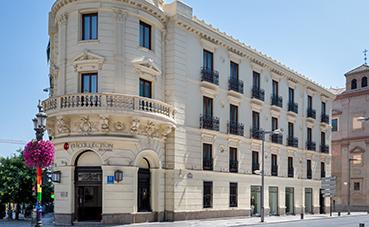 La reapertura de NH en Andalucía suma al NH Collection Granada Victoria