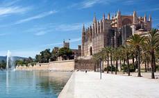 Palma de Mallorca ya está preparada para la temporada turística 2020