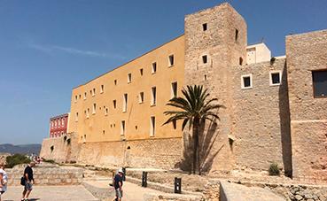 El Gobierno acuerda retomar las obras del Parador de Ibiza