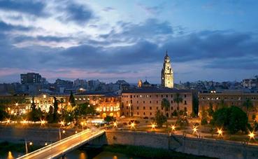 Murcia registra un aumento del 4,5% de pernoctaciones en verano