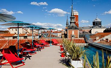 Pestana Hotel Group presenta su hotel en la Plaza Mayor