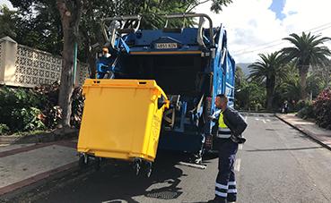 Más de 40 hoteles de Puerto de la Cruz mejoran el reciclaje de sus residuos - Nexotur