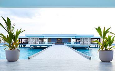 Riu presenta sus nuevos hoteles en Maldivas