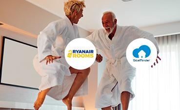 SiteMinder y Ryanair, unidos para ofrecer hoteles