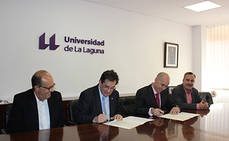 Spring Hotels firma un acuerdo con la ULL