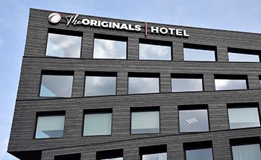 The Originals Human abre un hotel en París