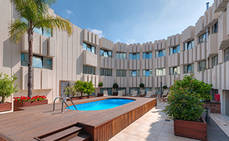 TDI Advisors asesora a Meliá en la venta del hotel Azafata en Valencia