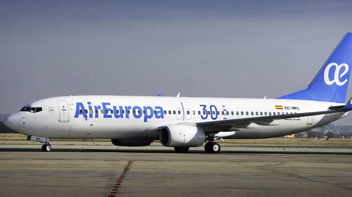 Air Europa cumple 30 años en pleno plan de expansión