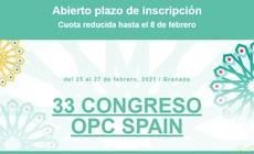 XXXIII Congreso OPC en Granada, presencial e imprescindible