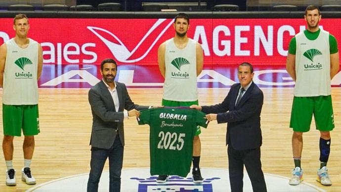 BCD Sports y Halcón Viajes renuevan el acuerdo con la ACB