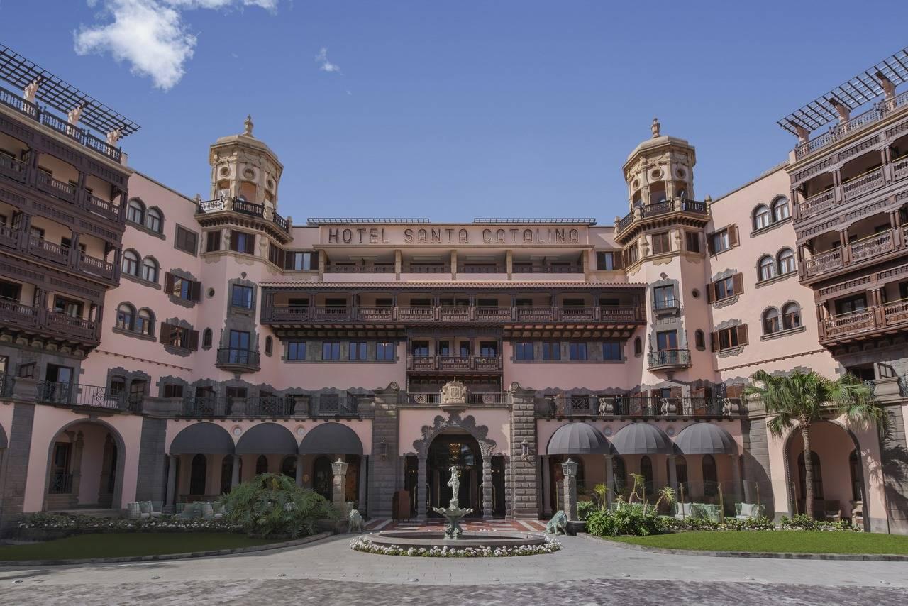 El Santa Catalina se une a Preferred Hotels & Resorts