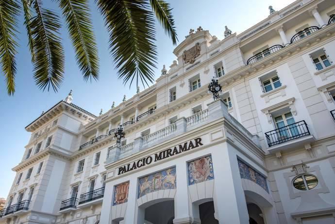Gran Hotel Miramar acogerá los Premios Goya 2021