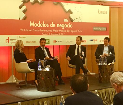 Grupo Barceló, premio al Mejor Modelo de Negocio