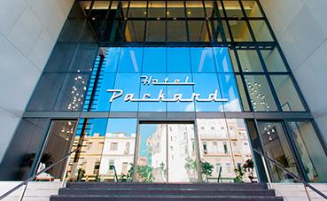 Iberostar Grand Packard abre sus puertas en Cuba