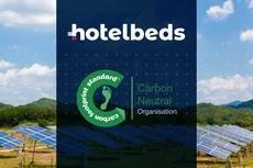 Certificación de organización carbono neutro por Cabon Fooprint Ltd.