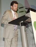 El vicepresidente de AEEPP, Eugenio de Quesada, director del Congreso Nacional de Editores y la Gala de Premios a los Editores del Año.
