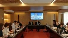 Presentación del balance anual de Barceló Hotel Group.