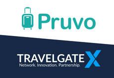 TravelgateX y Pruvo se unen en un acuerdo global.