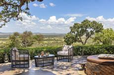 Meliá Serengeti Lodge.