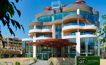 GF Hoteles presenta 'app' para medir el impacto energético