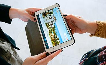 Las Terrazas de Abama entregará una tablet 4G a sus huéspedes