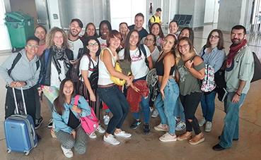 Alumnos de Hecansa participan en un programa en Alemania