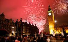 Madrid y Londres, los más reservados para Nochevieja
