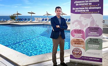 Andrés Santiago, nuevo director del Servigroup La Zenia