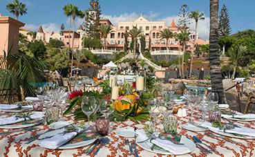 El Hotel Bahía del Duque celebra su 25º aniversario