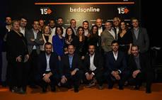 Bedsonline extiende su campaña del 3% y celebra su 15º aniversario