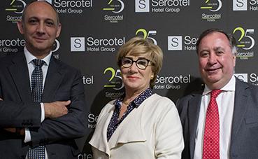 Sercotel celebra su 25º aniversario con nuevas marcas