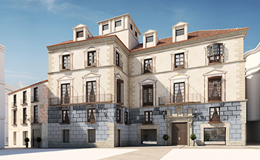 ASG abrirá un nuevo hotel 'boutique' en Málaga junto a Marugal