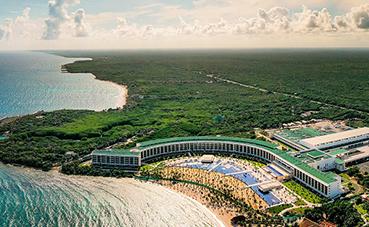 El hotel Barceló Maya Riviera abre sus puertas