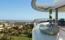 Comienza la construcción del balcón de lujo de la Costa del Sol