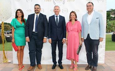 El complejo La Cala Resort conmemora en Málaga su 30º aniversario