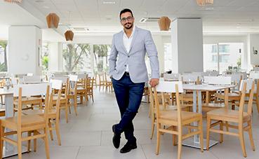Cervera, nuevo director Food & Beverage Playasol