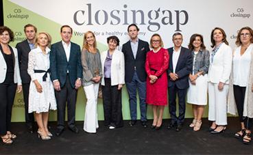 Meliá colabora con ClosinGap contra la desigualdad