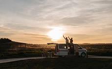 La demanda de autocaravanas para vacaciones crece un 130% en junio