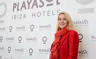 Daniela Alvarado, nueva gerente de Ventas de Playasol