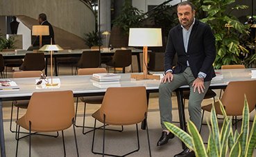 Gabriel Escarrer, entre los mejores CEO españoles de la década