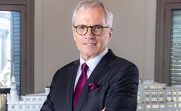 Schmidinger, nuevo director de Four Seasons Hotel