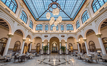 Hotel Miramar, premiado en los Hotels & Tourism