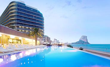 El Gran Hotel Sol y Mar se alza con el premio al 'Mejor Hotel de España'