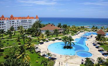 Seis de los 10 mayores hoteles en Jamaica son españoles