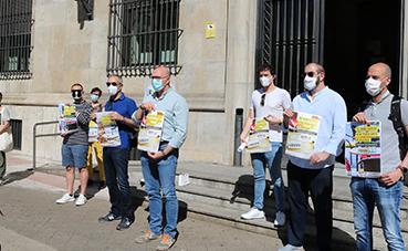 Los hosteleros españoles trasladan al Gobierno sus reivindicaciones
