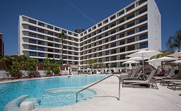 El Hotel Presidente se autogestiona con energía fotovoltaica