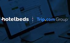 Hotelbeds firma un acuerdo con el Grupo Trip.com